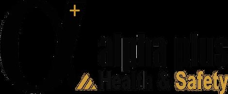 Alpha Plus (Logo Anglais)
